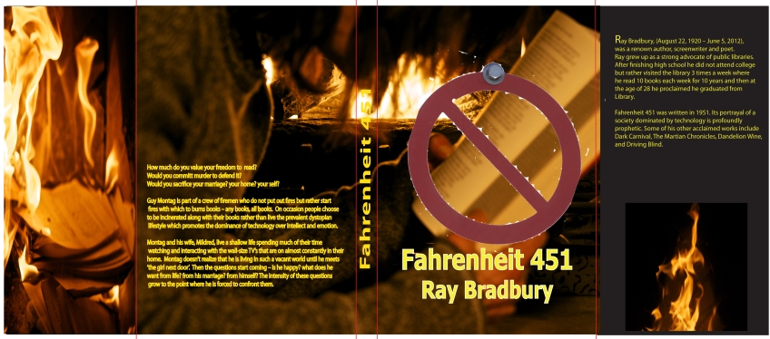 the emotional dilemmas of guy montag in fahrenheit 451 Character development of guy montag in fahrenheit 451, the city in which montag lives in acts like a gated community in that it keeps the inhabitants of the.