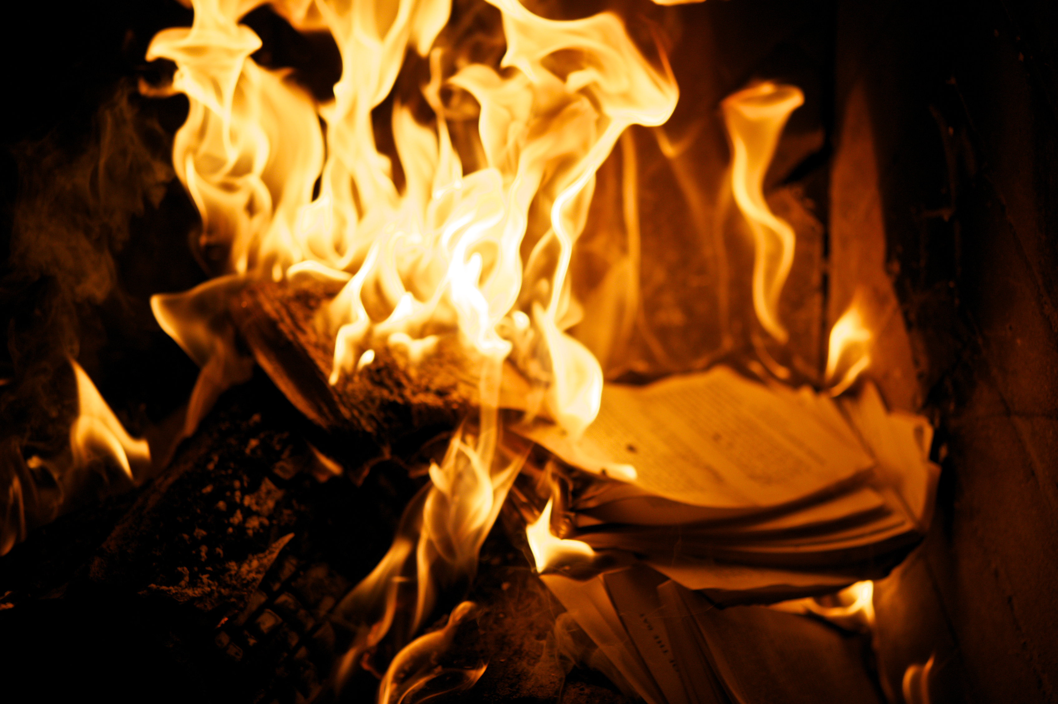 fire in 451 Get everything you need to know about fire in fahrenheit 451 analysis, related quotes, timeline.